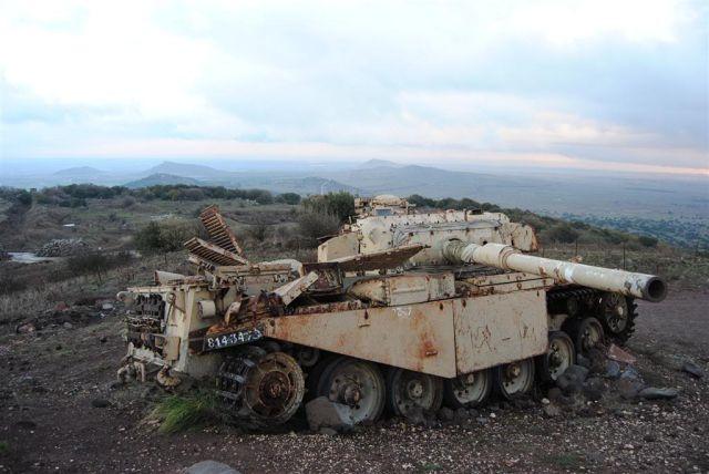 War Torn Vehicles