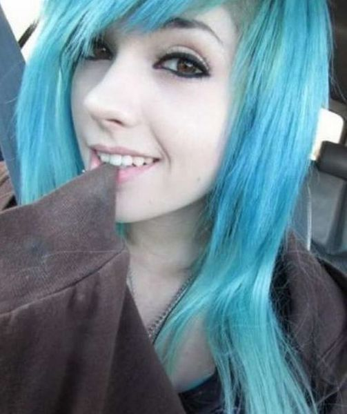 2 Hair Raising Colors