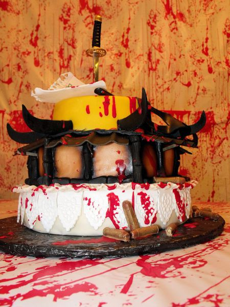 Killer Birthday Cake