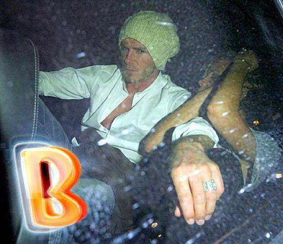 Drunk Celebrities