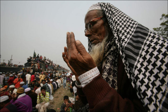 The Mass Prayer in Bangladesh