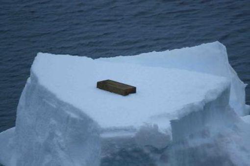 Uncanny Factoid: Block on Ice