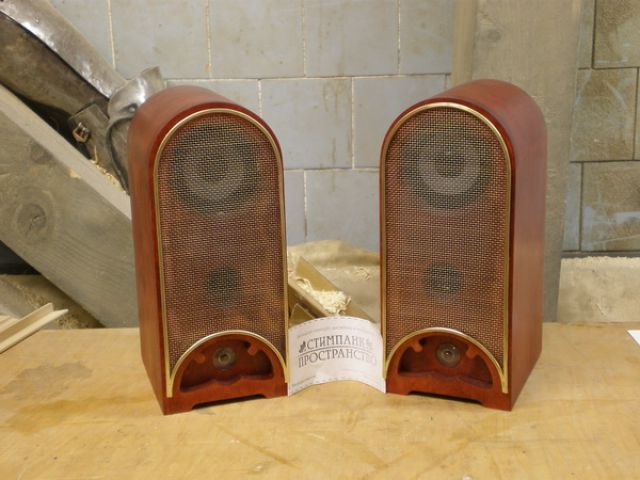 Amazing Handmade Steampunk CD Player