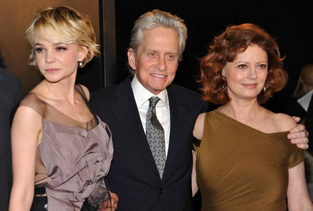 Michael Douglas: Then and Now