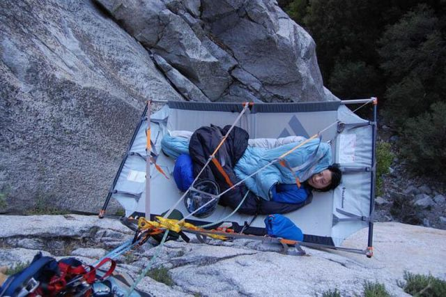 4 Extreme Hanging Tents : cliffside tents - memphite.com