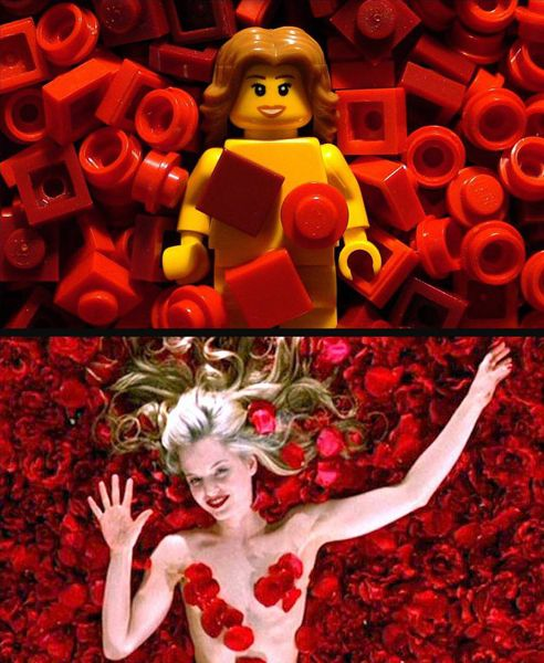 Popular Movies in Lego