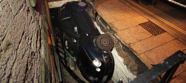 Surprising Off-Road Parking