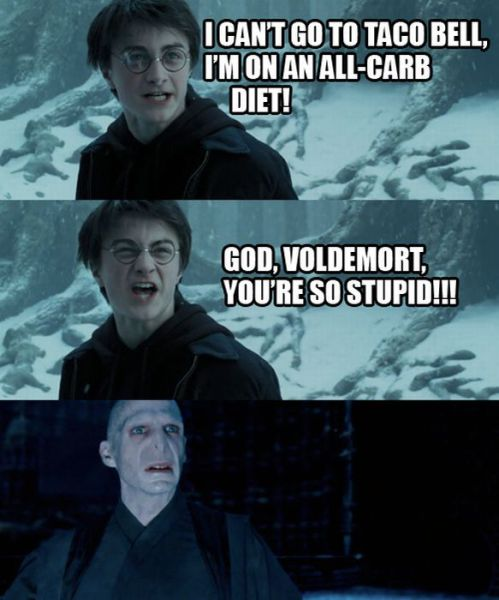 Harry Potter and the Macros