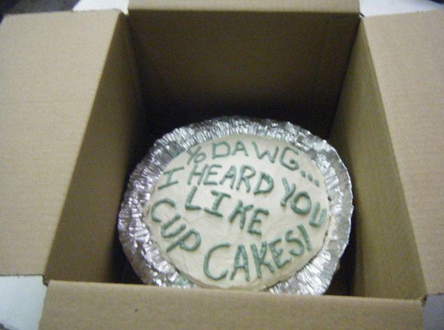 Do You Still Like Cupcakes?