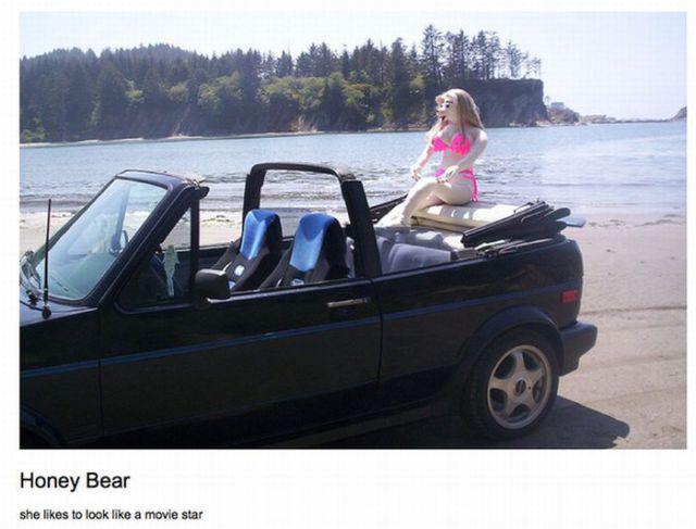 Honey Bear, a Love Doll
