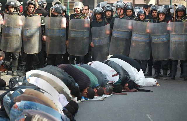 Unrest in Egypt