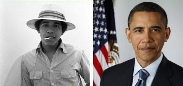 How People and Things Change over Time