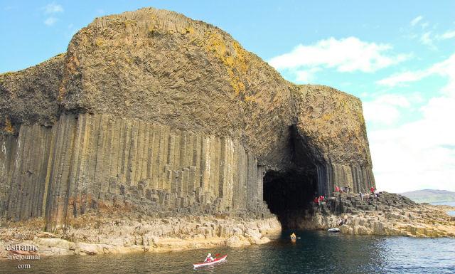 Icredible Pillar Island