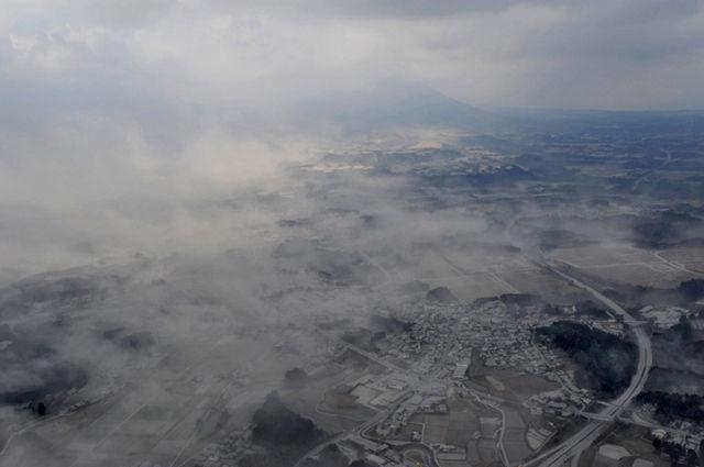 An Amazing Volcano Eruption