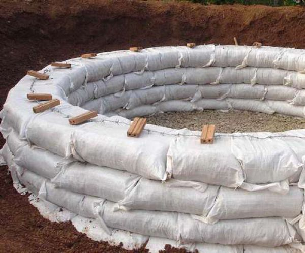 Instructions for an Earthbag Dome