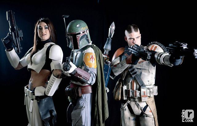 Say Cheese Star Wars Characters