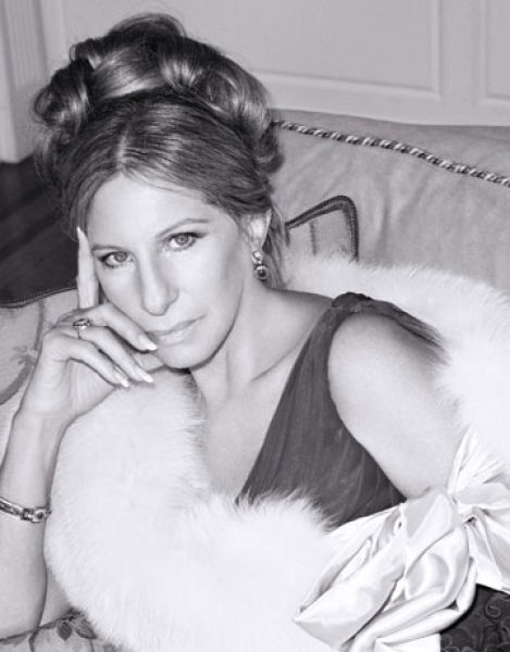 Barbra Streisand Is the World