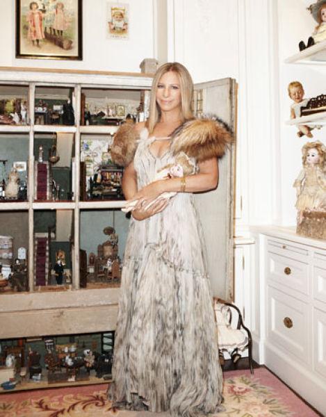 Barbra Streisand Is the World
