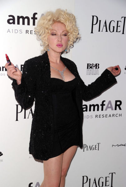 Cindy Lauper Shows Her True Colors