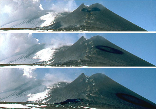 Puff Goes The Volcano