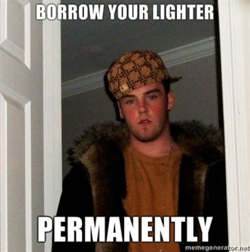 Scumbag Steve to the Rescue