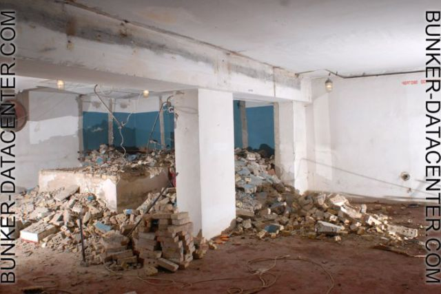 A Former Russian Nuclear Bunker Transformed