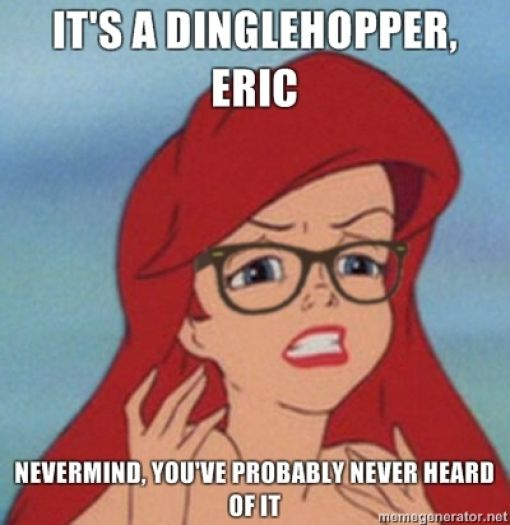 Ariel, Is That You?