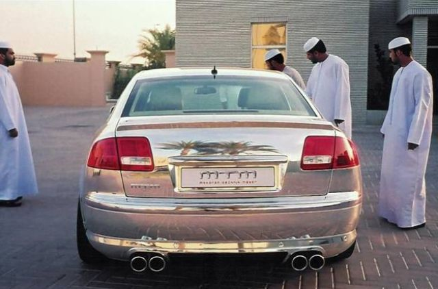 Life Is Simple For Emirates Sheikh