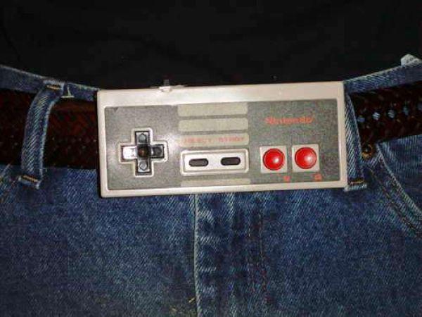Genius NES Controller Mods