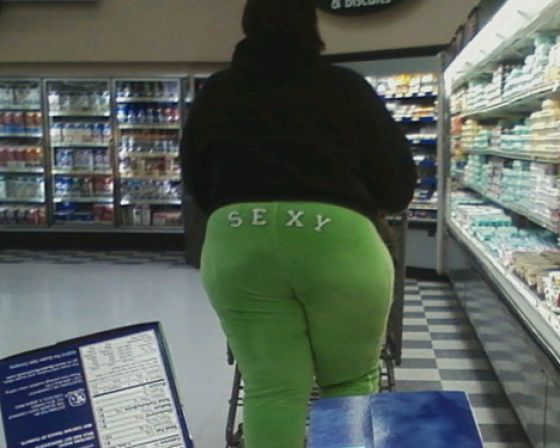 What You Can See in Walmart. Part 9