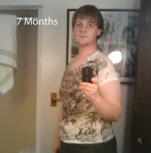A Weight Loss Story with a Twist