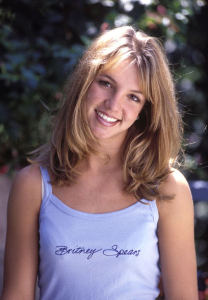 Britney Spears Way Back When