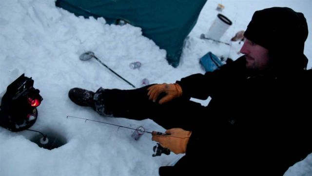 The Modern Ice Fishing