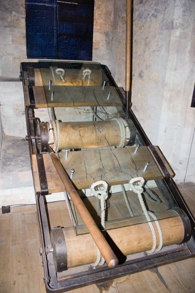 Tilted Tens: Torture Devices Through The Ages
