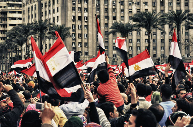 Voice of the youth of the Egyptian Revolution