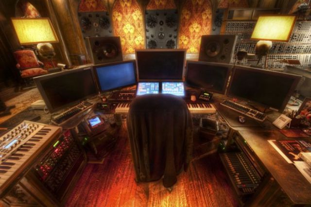 A Composers Secret Room