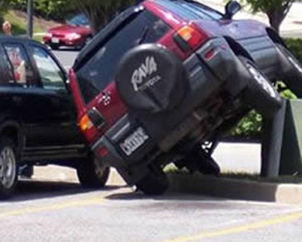 Parking Fails
