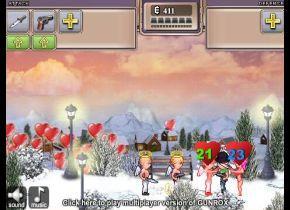 Gunrox – Valentine's Day Wars