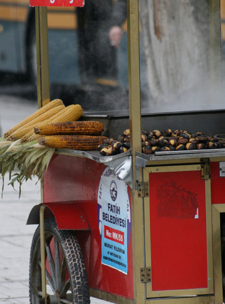 Street Food From Around the Globe