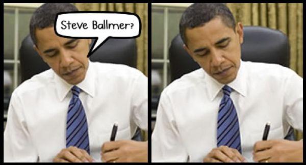 When Obama Meets with Top Tech Executives!