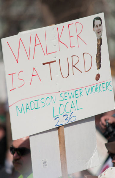 The Jokes On Governor Scott Walker