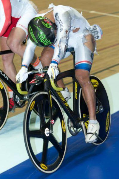 Splintered Bicycle Race
