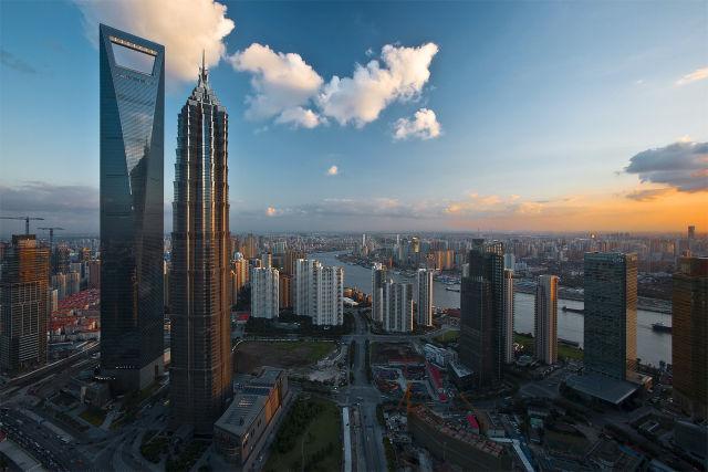 As The Skyline Evolves