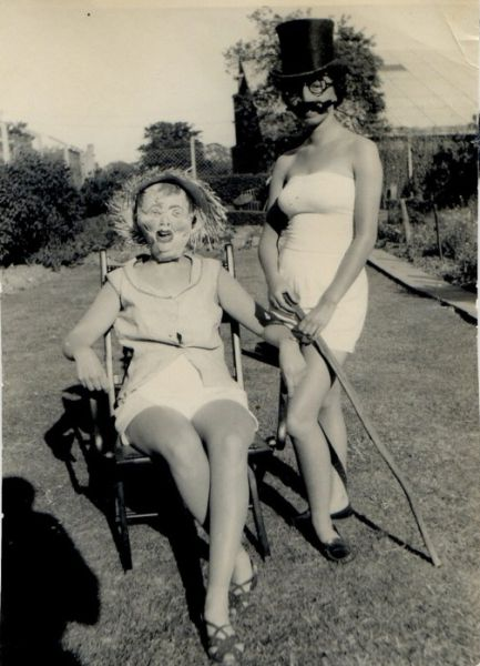 Freaky Retro Photos