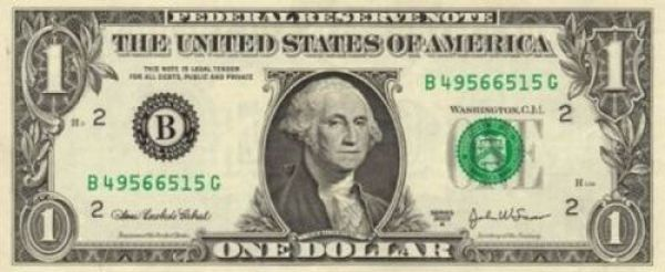 The Secret of the US Dollar Bill