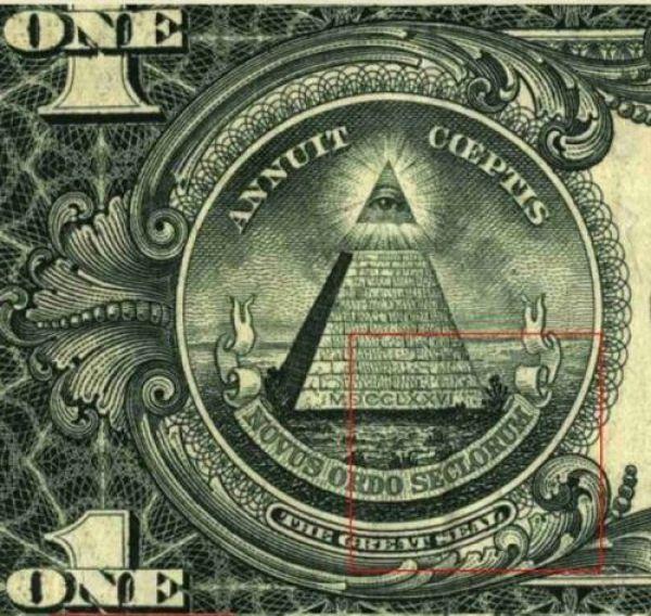 The Secret of the US Dollar Bill