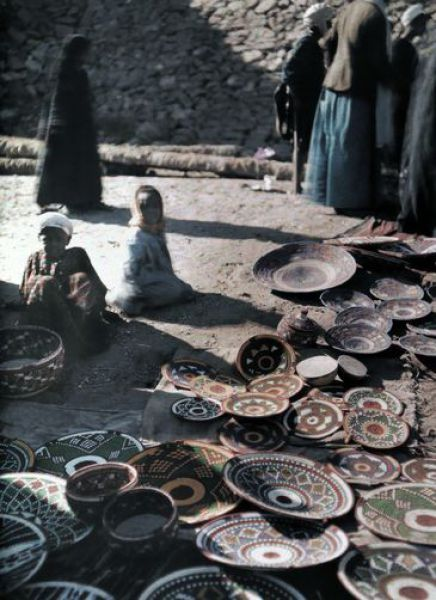 Colorful Photos of Egypt in 1920