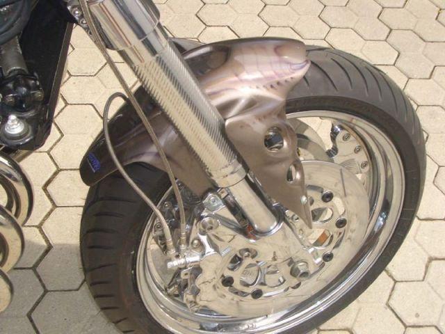 Impressive Streetfighter Style Bikes