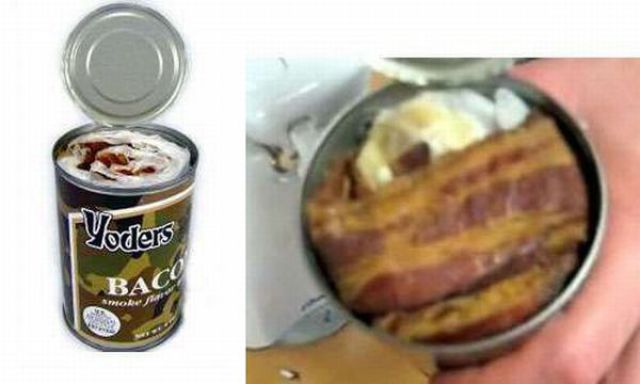 Yucky Canned Food