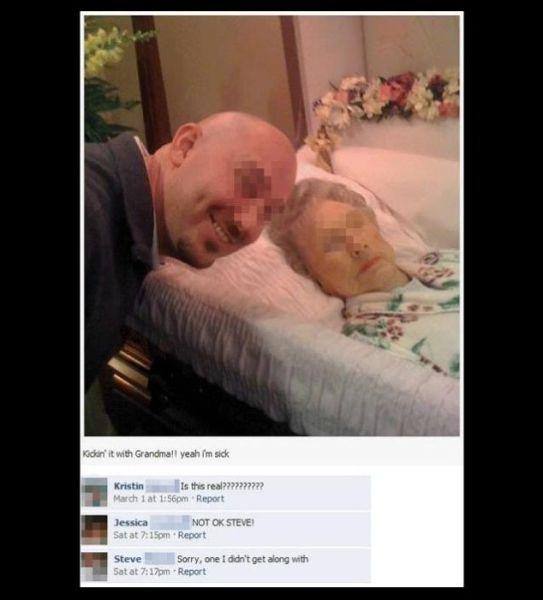 Hilarious Facebook Pictures
